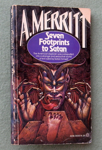 Image for Seven Footprints to Satan