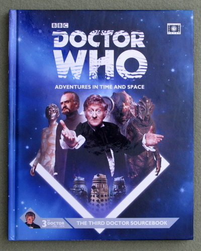 Image for Dr Who: The Third Doctor Sourcebook