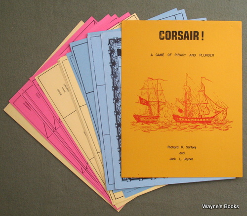 Image for Corsair! - A Game of Piracy and Plunder