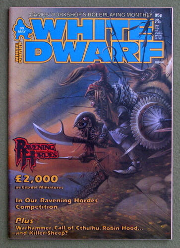 Image for White Dwarf Magazine, Issue 89