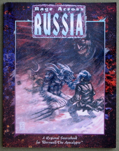 Image for Rage Across Russia: a Regional Sourcebook for Werewolf: The Apocalypse