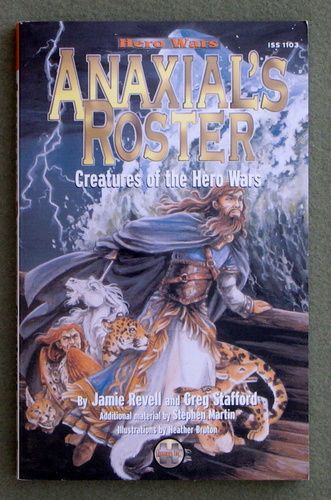Image for Anaxial's Roster: Creatures of the Hero Wars