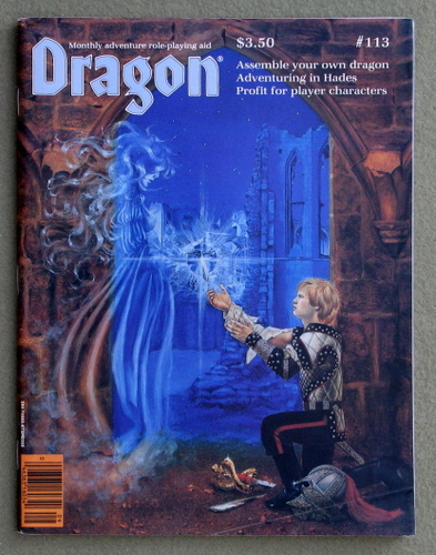 Image for Dragon Magazine, Issue 113