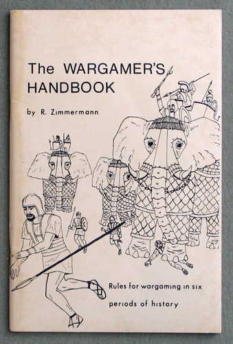 Image for The Wargamer's Handbook: Rules for Wargaming in Six Periods of History