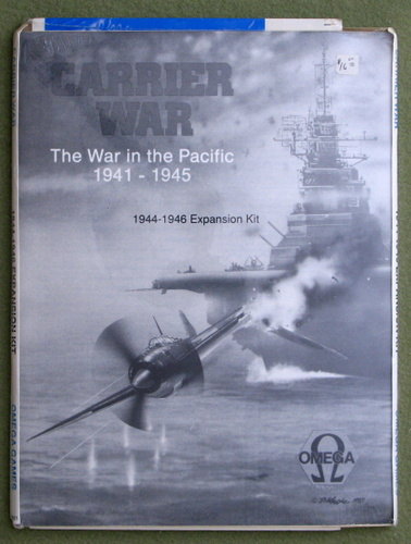 Image for Carrier War: 1944-1946 Expansion Kit for Carrier War, the War in the Pacific 1941-45