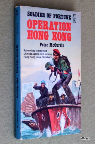 Image for Operation Hong Kong (Soldier of Fortune)