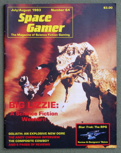 Image for The Space Gamer Magazine, Issue 64