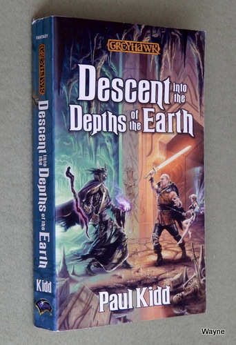 Image for Descent into the Depths of the Earth (Greyhawk Novels)
