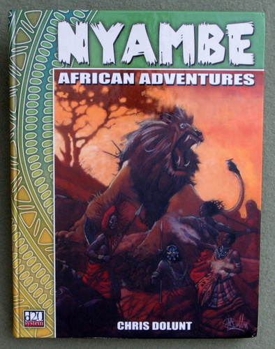 Image for Nyambe: African Adventures (D20 System)