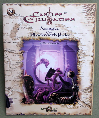 Image for Assault on Blacktooth Ridge (Castles & Crusades)