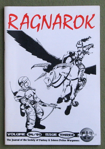 Image for Ragnarok: The Journal of Fantasy and Science Fiction Wargaming, Issue 16
