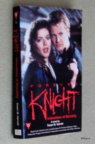 Image for Forever Knight: Intimations of Mortality