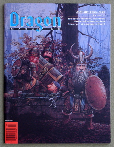Image for Dragon Magazine, Issue 129