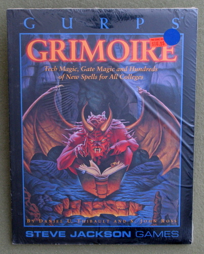 Image for GURPS Grimoire