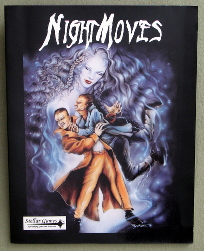 Image for NightMoves (An Adventure for Nightlife)
