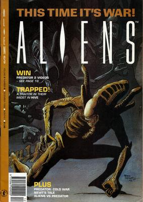 Image for Aliens Magazine, Volume 2 Number 6, December 1992 (Dark Horse Comics)