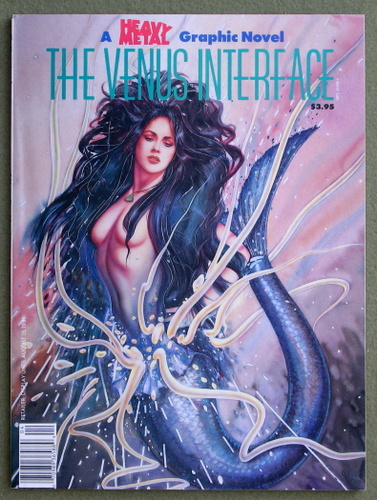 Image for The Venus Interface (Heavy Metal Special Vol. 5, #4)
