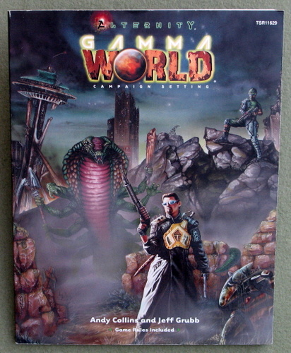 Image for Gamma World Campaign Setting (5th Edition: Alternity Rules)