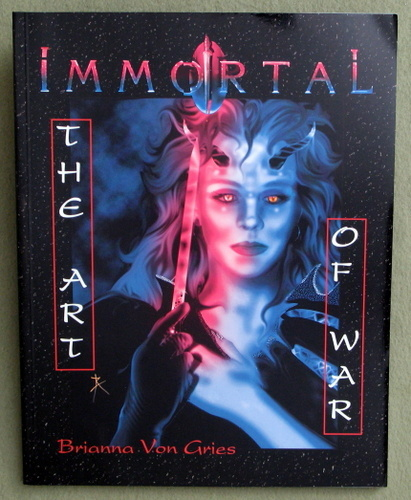 Image for Immortal: The Art of War