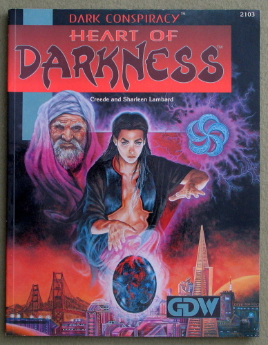 Image for Heart of Darkness (Dark Conspiracy RPG)