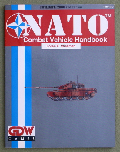 Image for NATO Combat Vehicle Handbook (Twilight: 2000, 2nd edition)