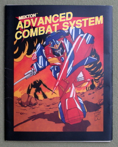 Image for Mekton Advanced Combat System