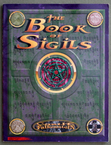 Image for The Book of Sigils (Castle Falkenstein)