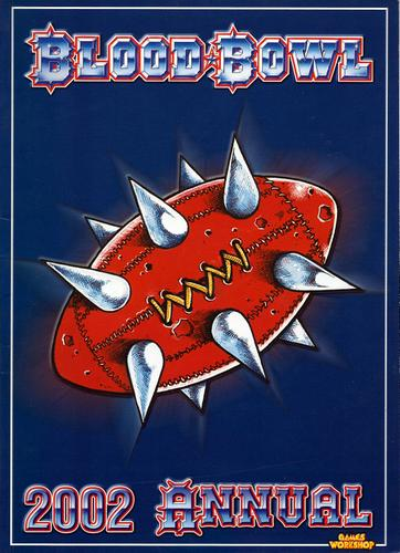 Image for Blood Bowl 2002 Annual