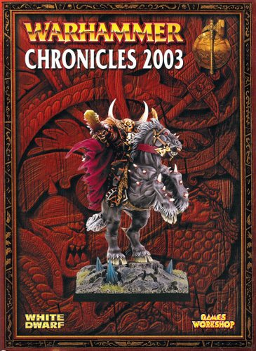 Image for Warhammer Chronicles 2003