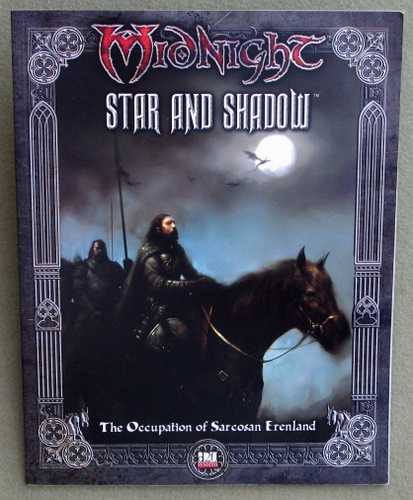 Image for Star and Shadow (Midnight Campaign Setting: D20 System)