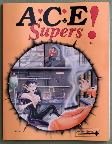 Image for A.C.E. (ACE) Supers!