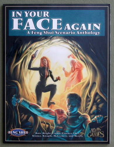 Image for In Your Face Again (Feng Shui)