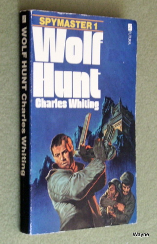Image for Wolf Hunt (Spymaster 1)