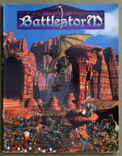 Image for Battlestorm (First Volume of the Fables Gamesystem)