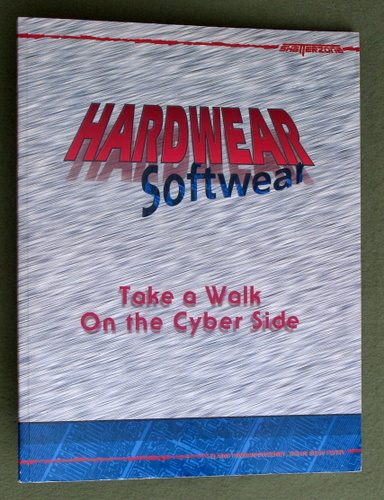 Image for Hardwear / Softwear: Take a Walk on the Cyber Side (Shatterzone)