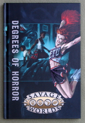 Image for East Texas University: Degrees of Horror Limited Edition (Savage Worlds)