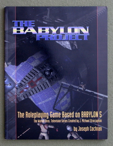 Image for Babylon Project: The Role-playing Game Based On Babylon 5