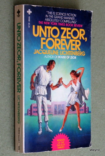 Image for Unto Zeor, Forever