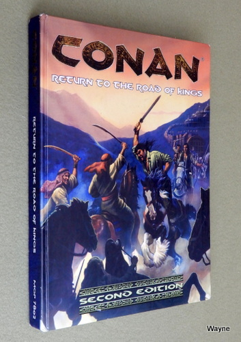 Image for Conan: Return to the Road of Kings (Conan Roleplaying Game: Second Edition)