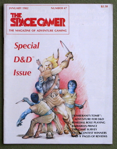 Image for The Space Gamer Magazine, Issue 47