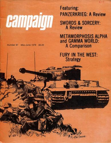 Image for Campaign Magazine, Number 91 (May-June 1979)