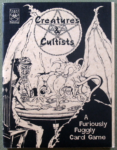 Image for Creatures & Cultists!: The Furiously Fuggly Card Game