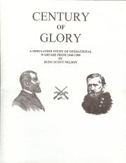Image for Century of Glory: A Simulation of Operational Warfare From 1840-1900