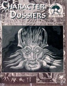 Image for Character Dossiers (Nephilim)