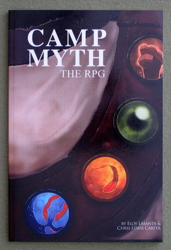 Image for Camp Myth: The RPG