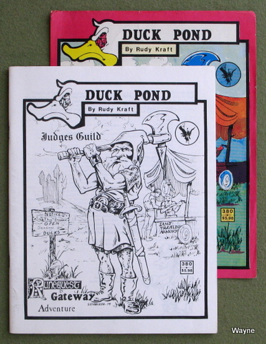 Image for Duck Pond (Runequest: Gateway)
