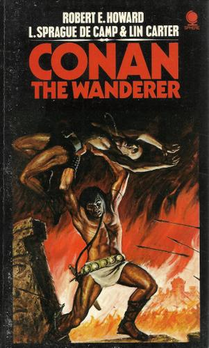 Image for Conan the Wanderer
