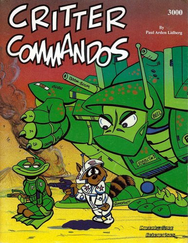 Image for Critter Commandos