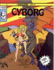Image for Cyborg: The Ultimate Adventure