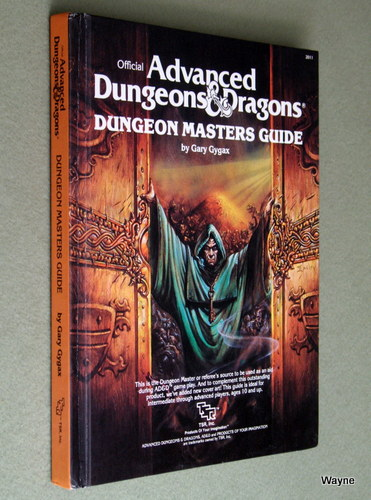 Image for Dungeon Masters Guide (Advanced Dungeons & Dragons: 1st Edition, Revised)